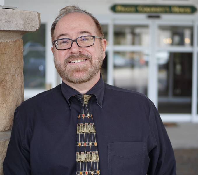 Frank Brady, president of Center for Hope Hospice in Scotch Plains.