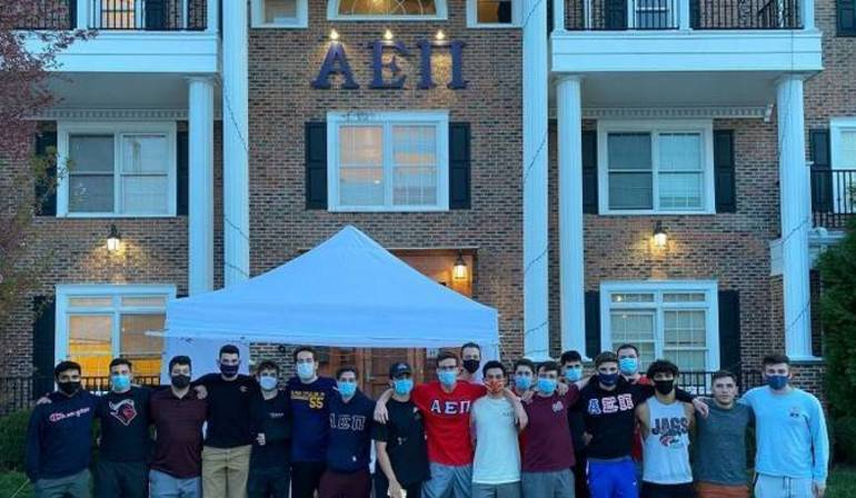 Rutgers Fraternity Grateful For Support in Wake of Anti-Semitic Attack