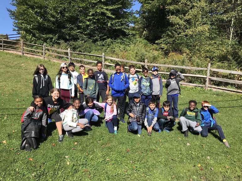 Wardlaw + Hartridge sixth graders