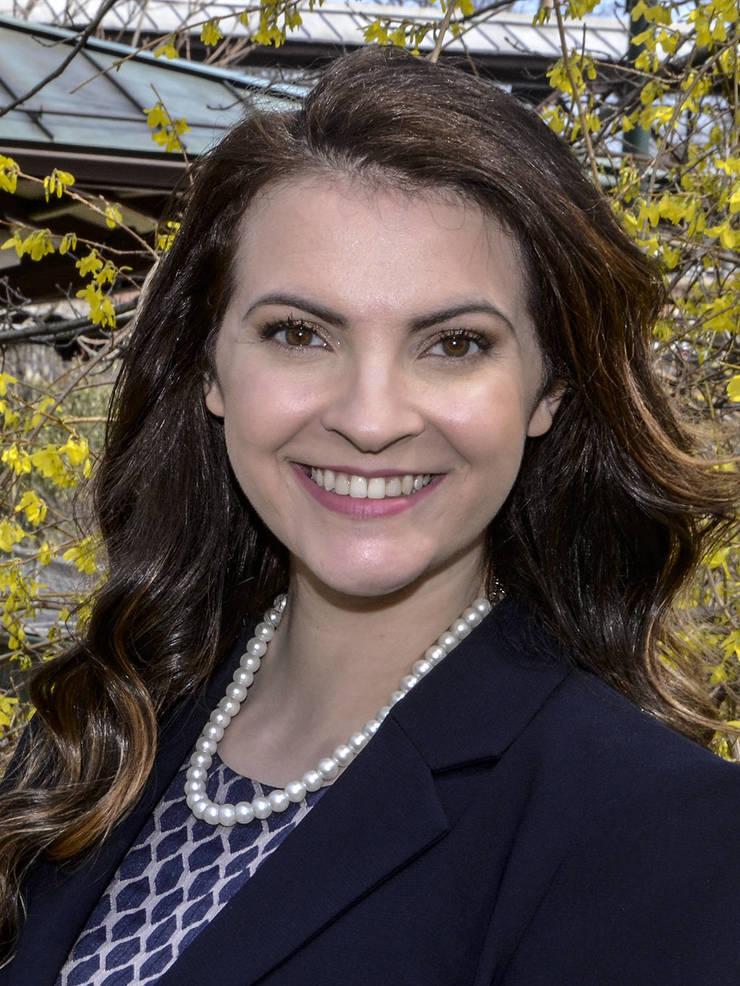 Fanwood Council candidate Francine Glaser