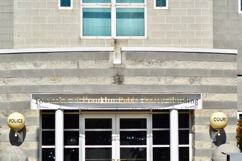 Franklin Township pays $300,000 to a female police lieutenant in settlement of discrimination lawsuit