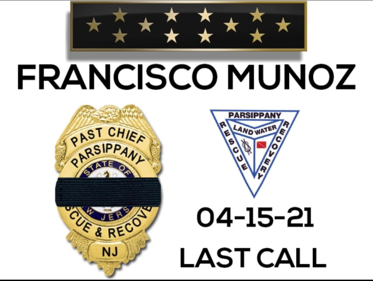 Past Chief of Parsippany Rescue and Recovery Has Passed Away