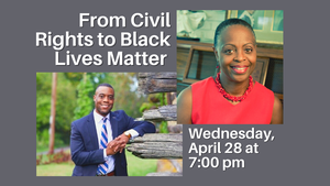 From Civil War to Black Lives Matter:  Roxbury Library Welcomes Lecturer on Black History