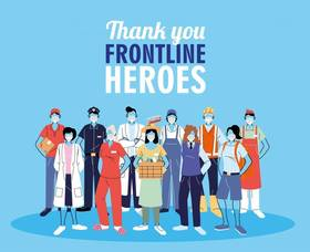Love Your Frontline Worker FREE Event!