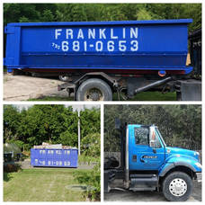 Franklin Waste Services: Offering Discounts on Dumpsters for Your Clean-Up or Remodeling Project