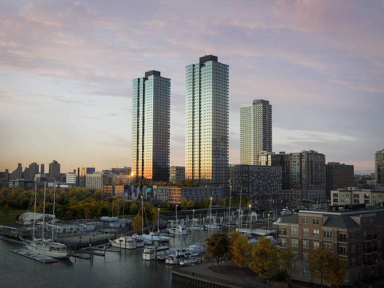 New 45-Story Rental Tower Set to Launch at The Vantage Collection on Jersey City Waterfront