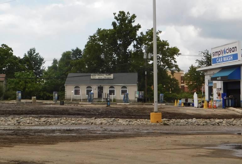 Car Wash On Memorial Drive