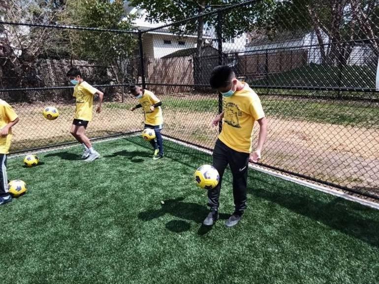 Sun, Fun and Soccer: New Brunswick Unveils New Field in Kossuth Park