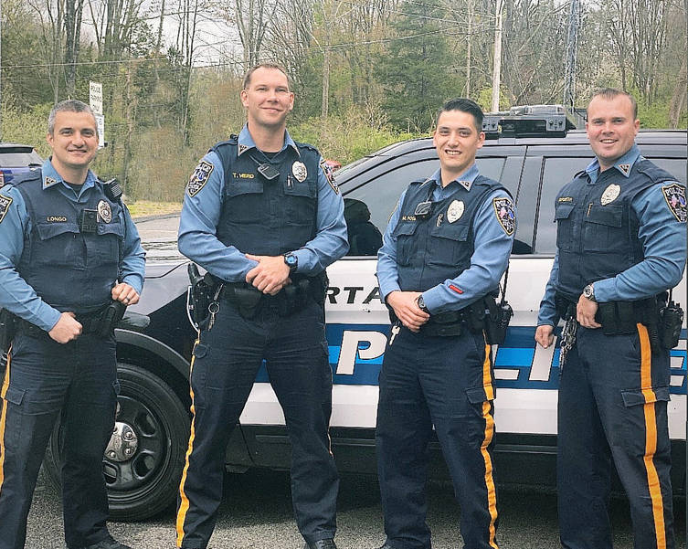Sparta Police Officers Deliver a Second Baby at Home