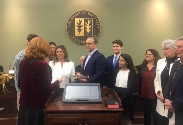 2019 Mayor Bianchi sworn in