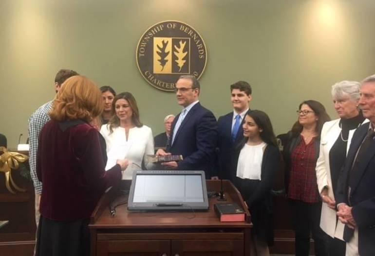 2019 Mayor Bianchi sworn in