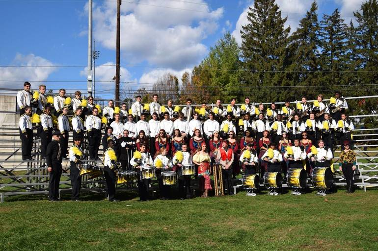 BRHS Honored for Commitment to Music Education with National Award