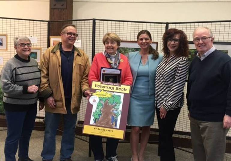 Local arts supporters and award winners