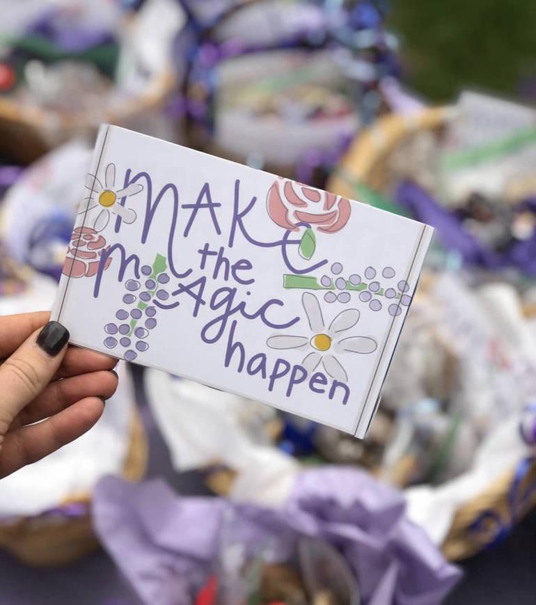 'Make the Magic Happen' Kick-off Event