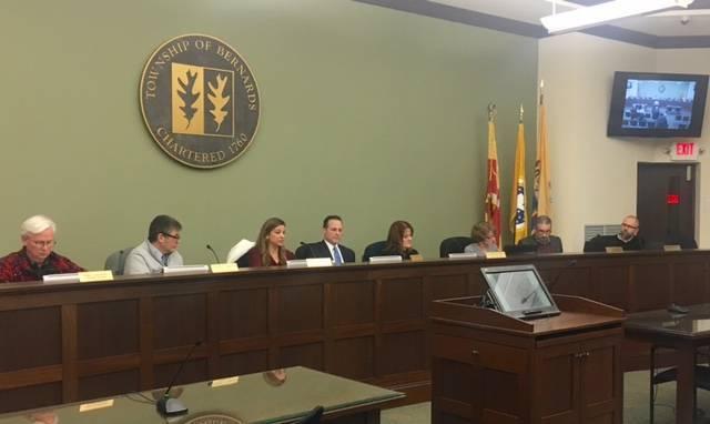 Bernards Township Committee