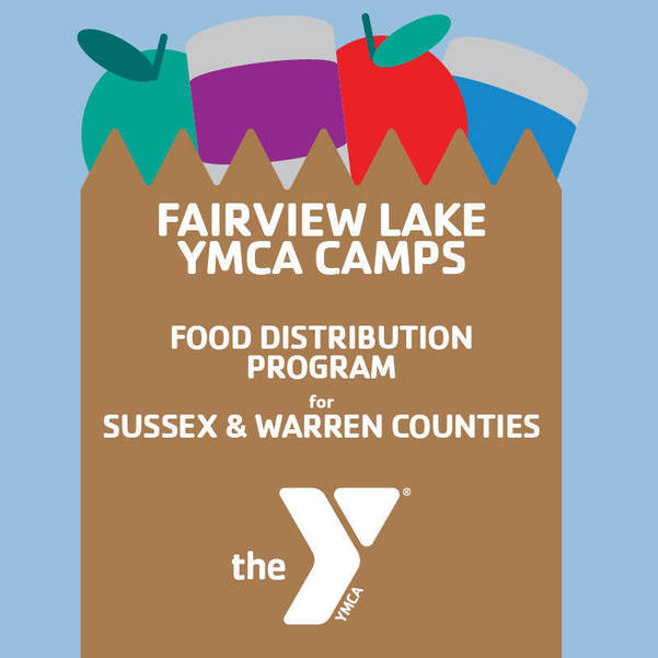 Fairview Lake YMCA Camps to Distribute Food Boxes to Residents in Need