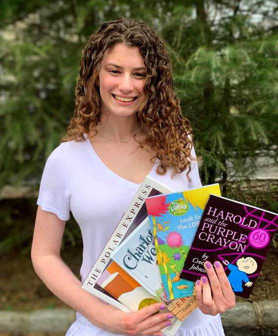 Gabrielle developed a reading program with the Fanwood-Scotch Plains YMCA