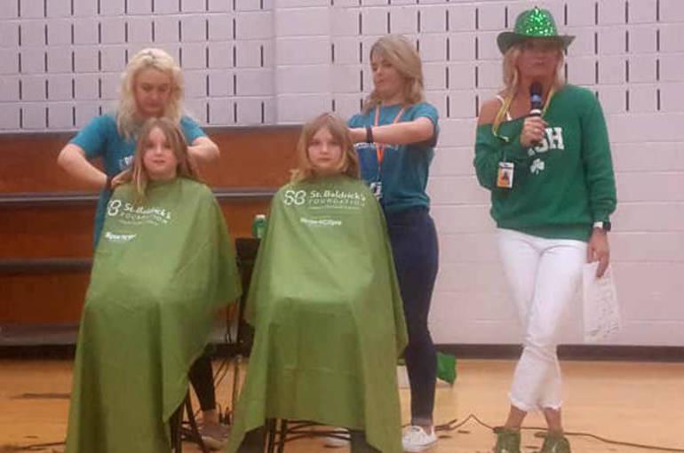 Gallaghers get their head shaved.jpg