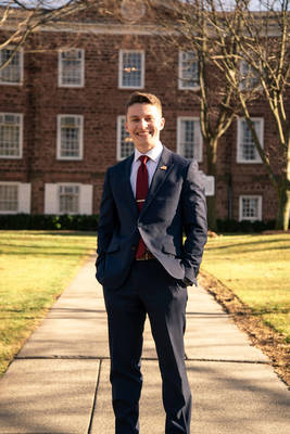 Chatham High Grad Mayes Elected President of Student Body for Rutgers University; Ran on 'Turning Our House into Our Home'