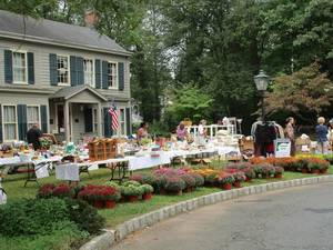 Items Sought for Garage Sale at Mountainside's Historic Hetfield House