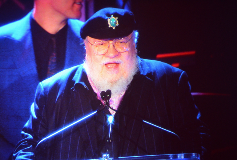 George RR Martin, creator of Game of Thrones.png