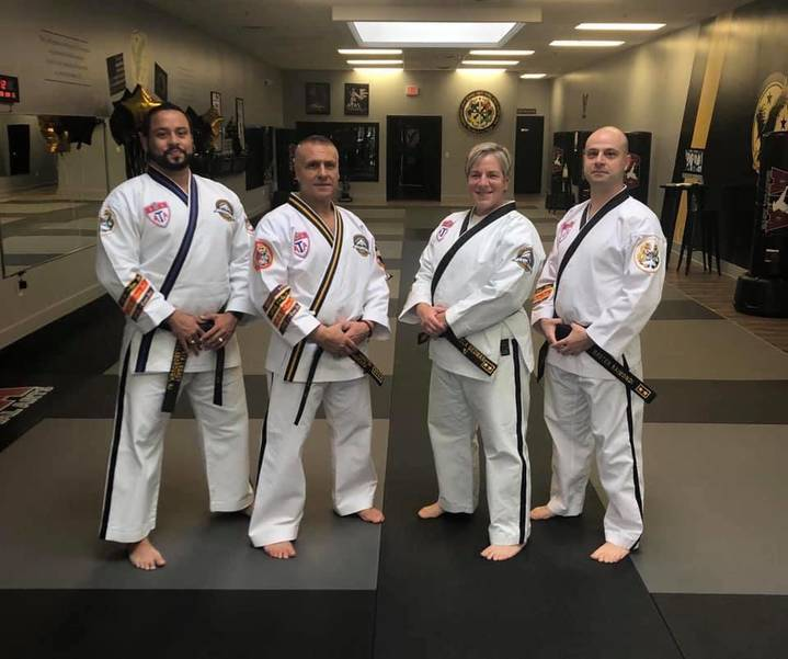 Westfield Area YMCA's Pamela Gedman Achieves Songahm Taekwondo Master Level