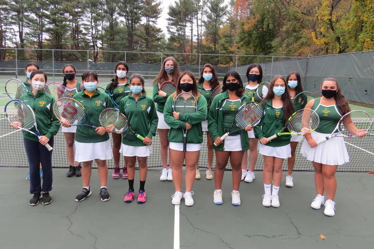 Wardlaw+Hartridge Tennis Team Sweeps GMC Gold Division Foes