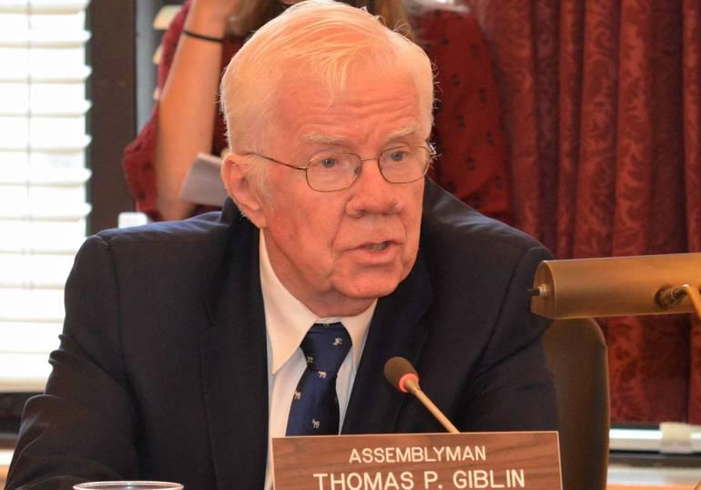 Assemblyman Thomas P. Giblin