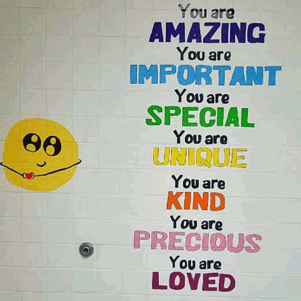 Girls 3rd and 4th Grade Wall Quote