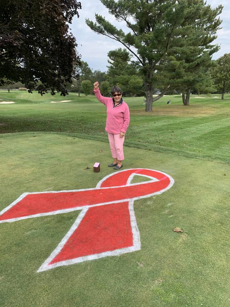 Chatham Golfer Leslie Notches Hole-in-One at Madison Golf Club