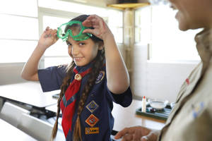 Carousel image 1a14d4ad317a0cc1f1ef girls are having fun in cub scouts
