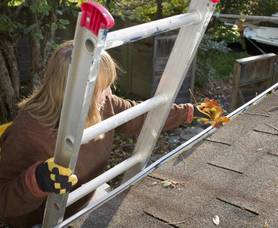 How to Clean and Care for Your Gutters