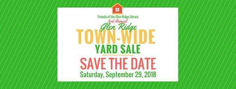 3rd Annual Town Wide Yard Sale September 29 Tapinto
