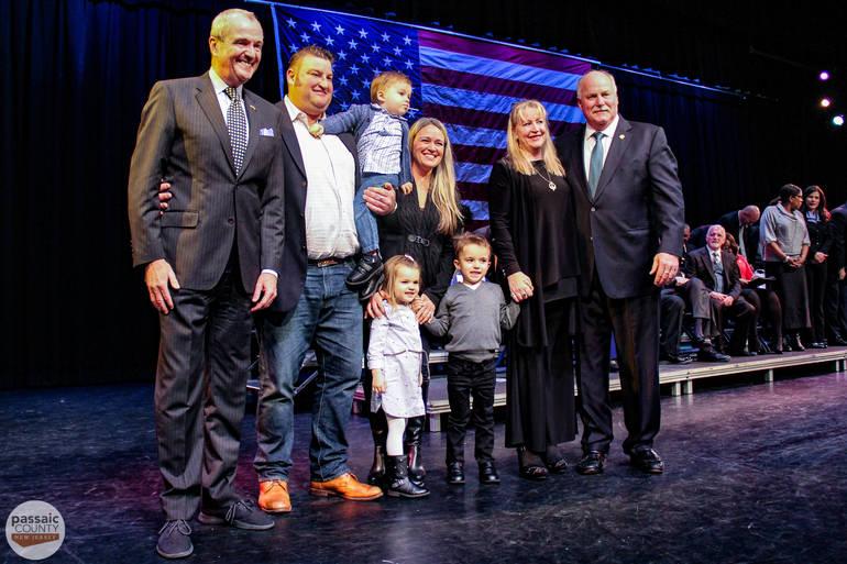 Gov Murphy, Freeholder Duffy and Duffy Family.jpg