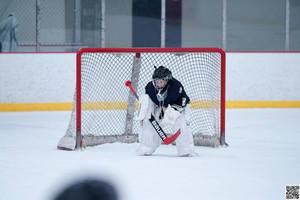 Goalie Clinics At Skylands Ice World