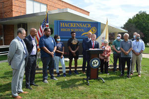 Hackensack Educators, Officials, Representatives Push to Replace Leads Pipes, Improve Water Quality