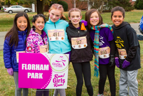 Girls on the Run of New Jersey East To Offer Fall Program at Florham Park  Elm Street Recreation Complex  8edb76401