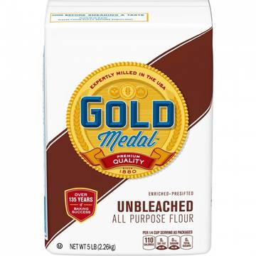 Top story 65553cd5cb1f9e036813 gold medal unbleached flour 5lb bag