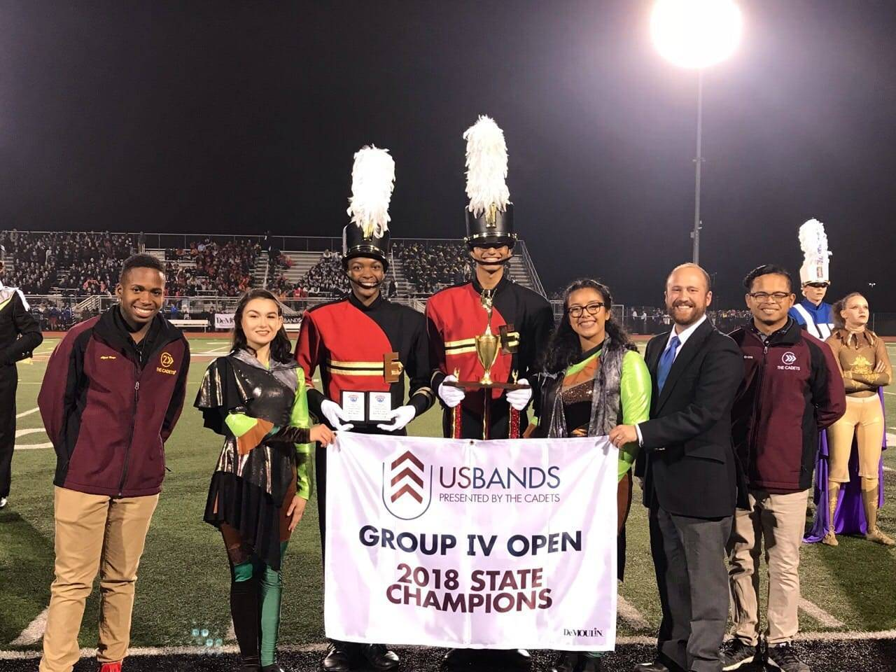 Edison High School Marching Band-1st Place in the USBands State Competitions-Group IV.jpg