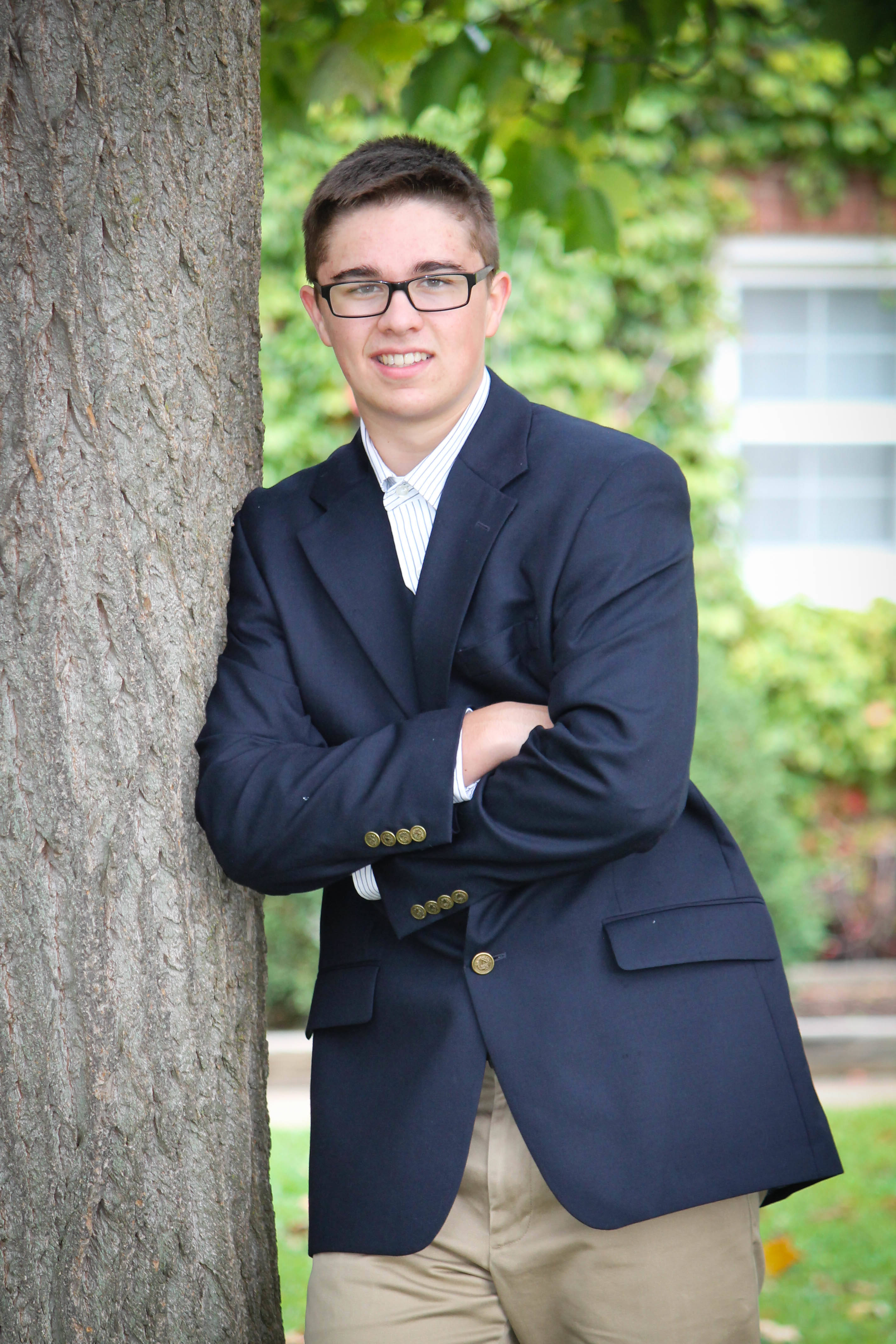 Brunelle Receives First-ever Russell  Greenawalt Scholarship, Cornell Tuition
