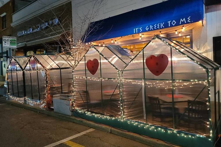 New Jersey Date Night: Bubble for Two, Please