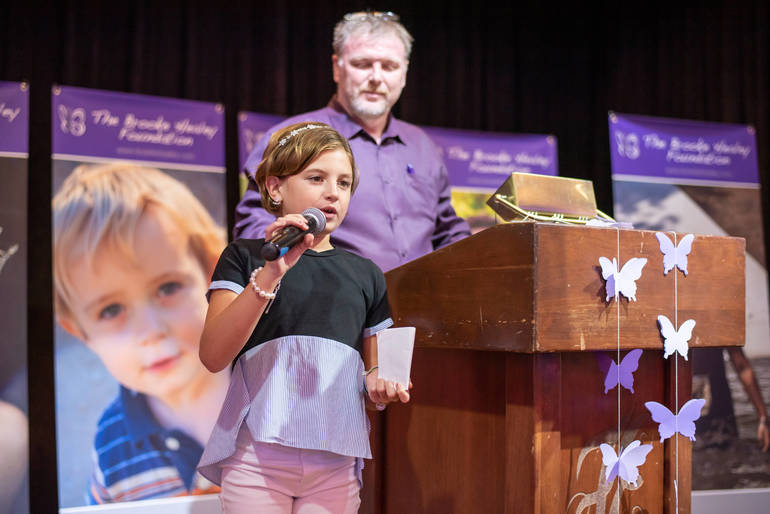 Grace Eline to be Featured Speaker at Pediatric Cancer Fundraiser: The Brooke Healey Foundation Casino Night Gala benefits families and medical research