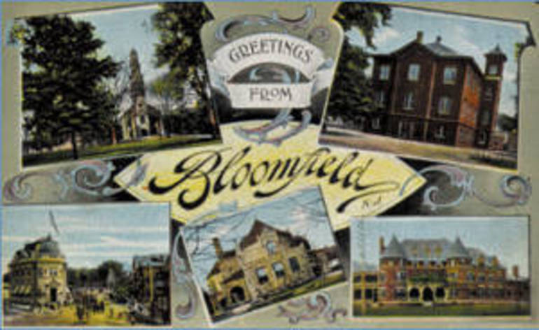 Historical Society of Bloomfield Honored for Exceptional Volunteer and Public Service