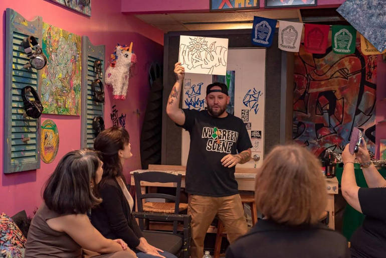 Cayetano For Council Collaborates With Local Businesses For Educational, Creative and Fun Campaign Event