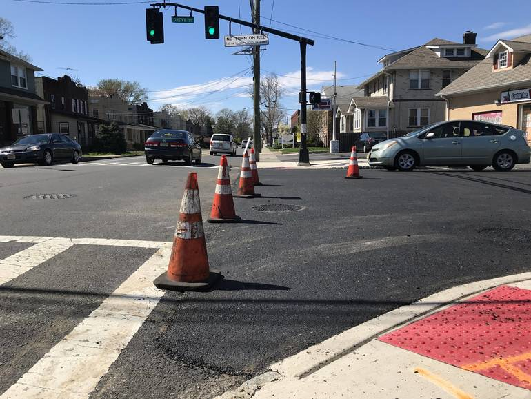 What Roads in Westfield are Scheduled for Paving in 2021?