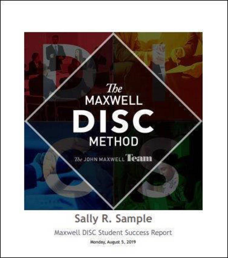 Graphic - Maxwell DISC Student Success Report.jpg