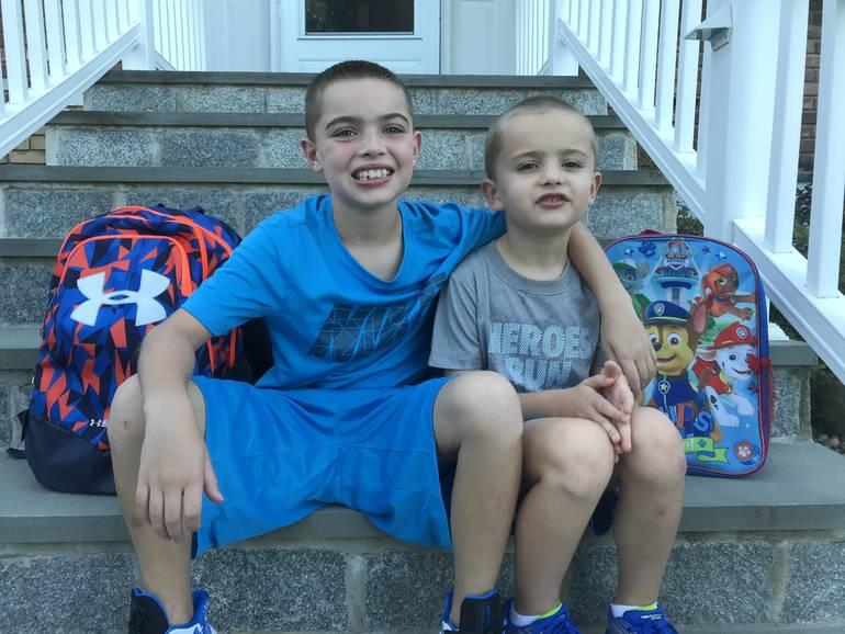 Greg Jr & Eric-1st day of School-2018-2019.jpg