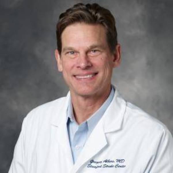 Gregory W. Albers, MD, director, Stanford Stroke Center.jpg