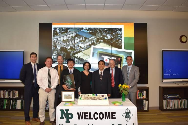 Fukui Partnership 25th Anniversary Celebration