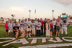 PLAN/NJ Friends & Guests Celebrate Family Night at TD Bank Ballpark
